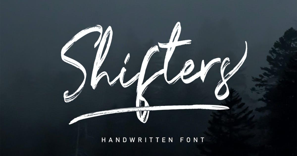Download Shifters Handwritten by arendxstudio
