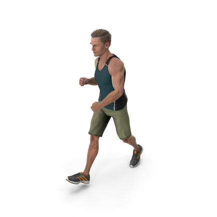 Deporte Hombre Caminando