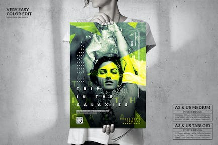 Dance Party  - Big Music Poster Design