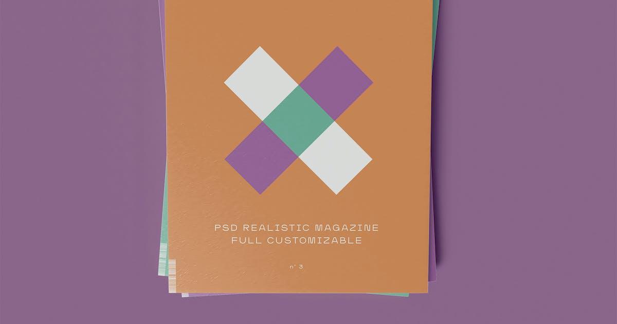 Download Magazine Mockup by megostudio