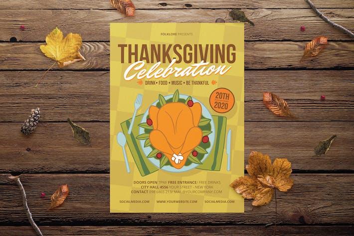 Thumbnail for Thanksgiving Celebration