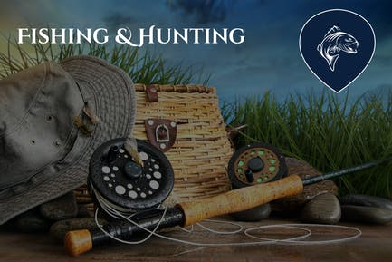 Fishing & Hunting Multipurpose WordPress Theme