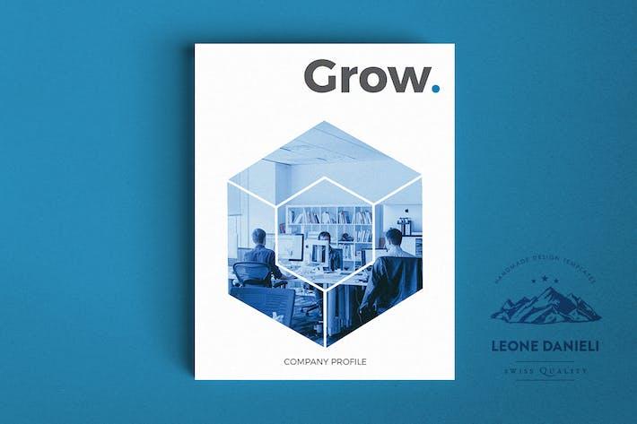 Thumbnail for Grow. Company Profile