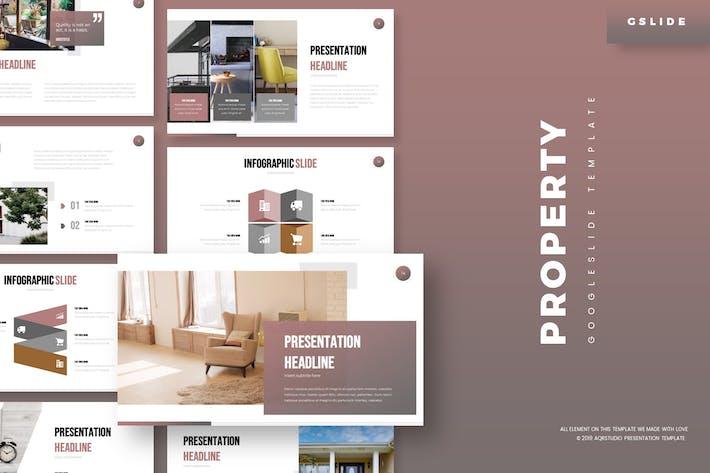 Property - Google Slide Template