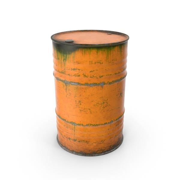 Cover Image for Steel Barrel Orange