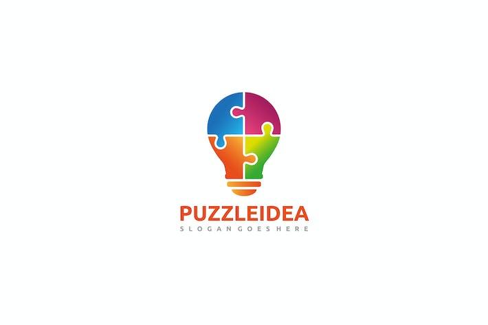 Puzzle Idea- logo