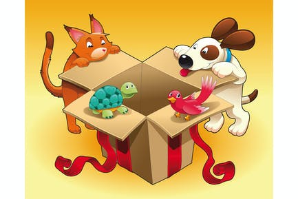 Gift and Pets