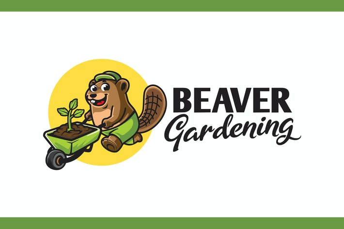 Thumbnail for Beaver Gardening - Gardening & Landscaping Logo