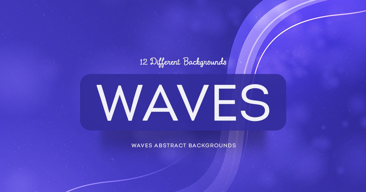 Download Waves Abstract Backgrounds by mamounalbibi