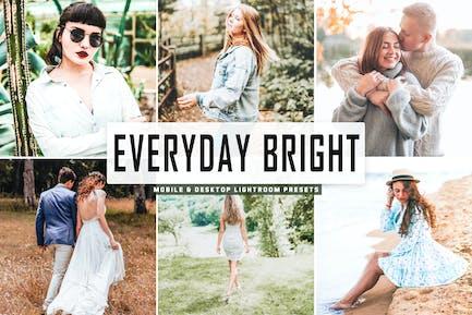 Everyday Bright Pro Lightroom Presets V2