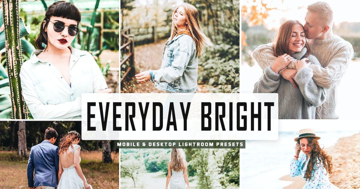 Download Everyday Bright Pro Lightroom Presets V2 by creativetacos