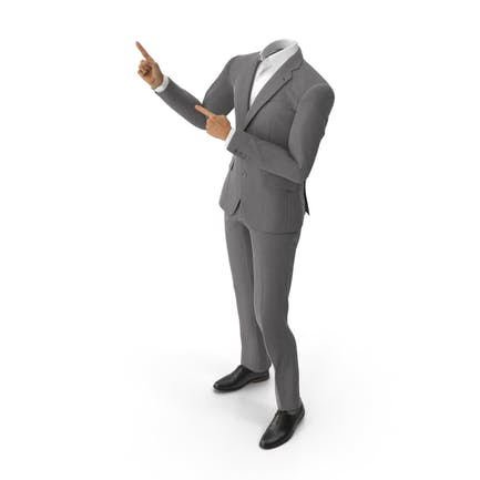 Presentation Suit Grey
