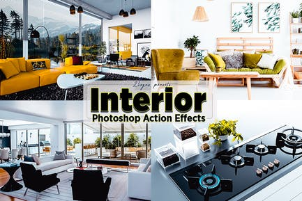 Home Filter Photoshop Actions