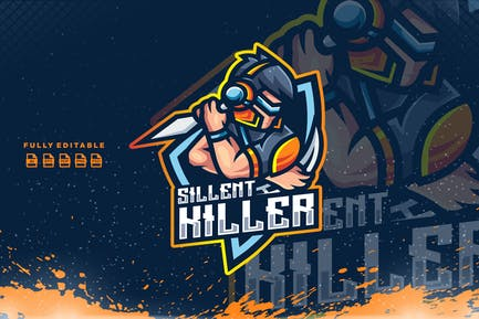 Sillent Killer Logo