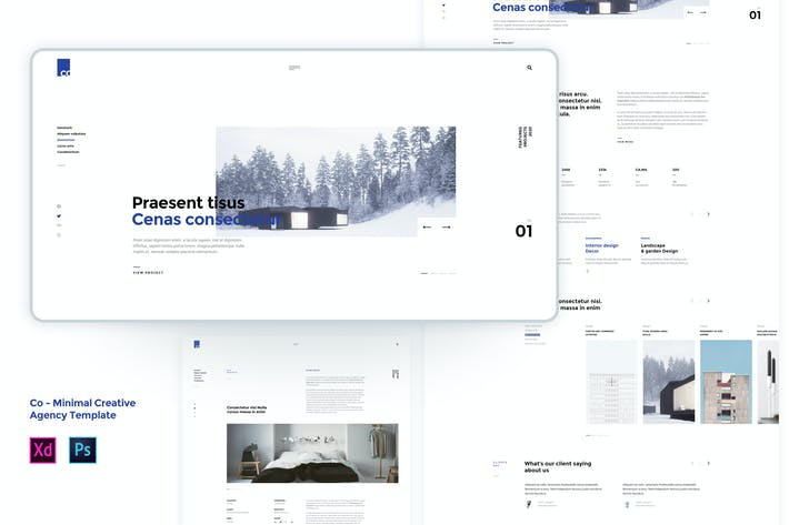 Thumbnail for Co - Minimal Agency architecture Template