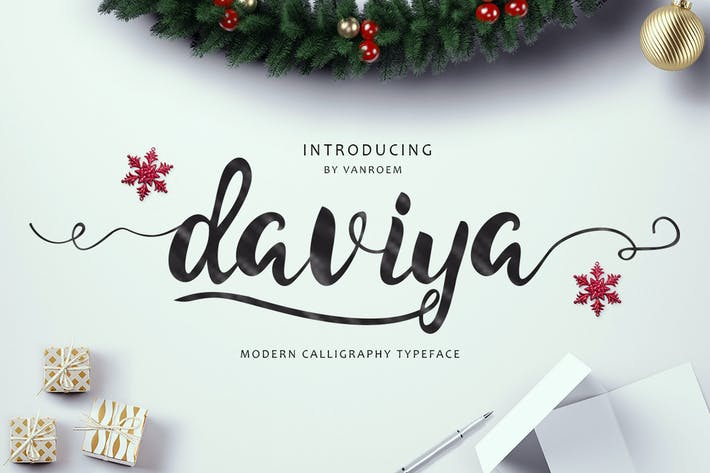 Thumbnail for Daviya Script