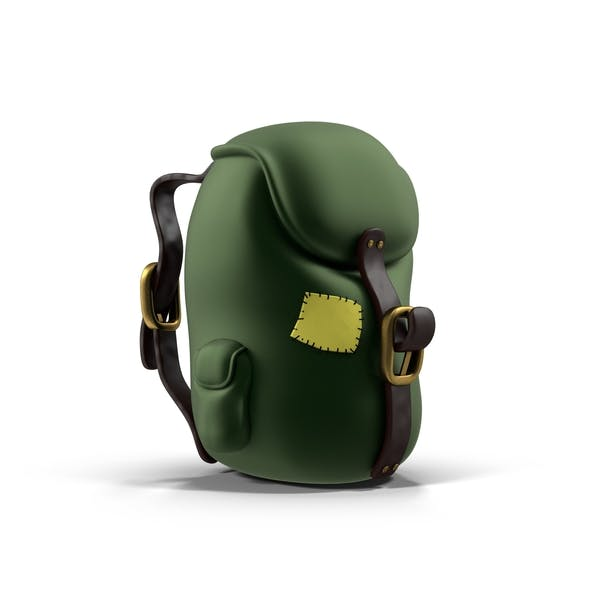 Cover Image for Cartoon Backpack