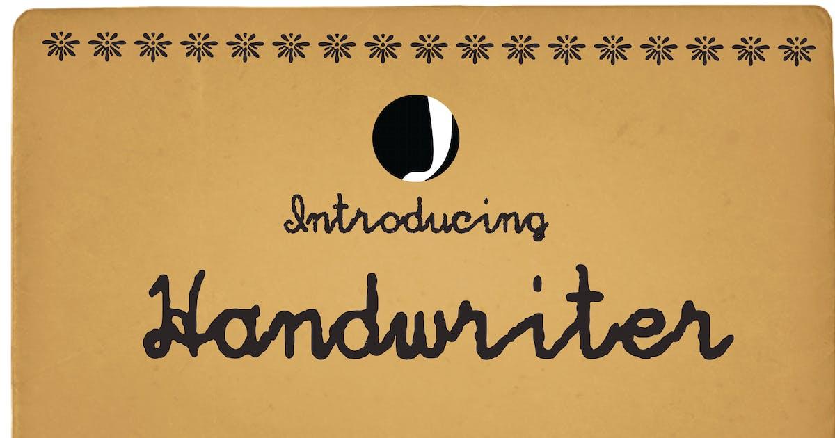 Download Hand Writer by jadugarDS