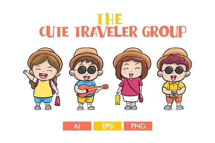 El Grupo de Viajeros Lindos