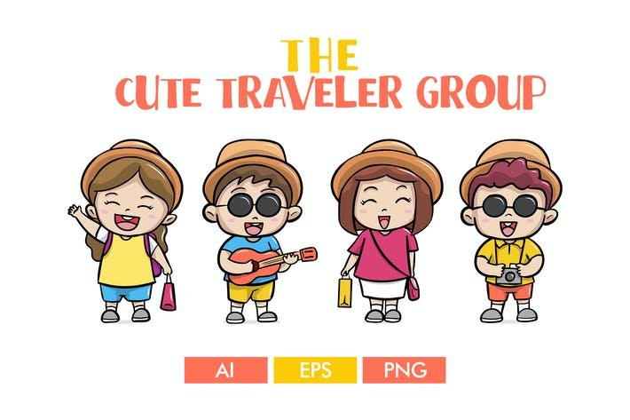 The Cute Traveler Group