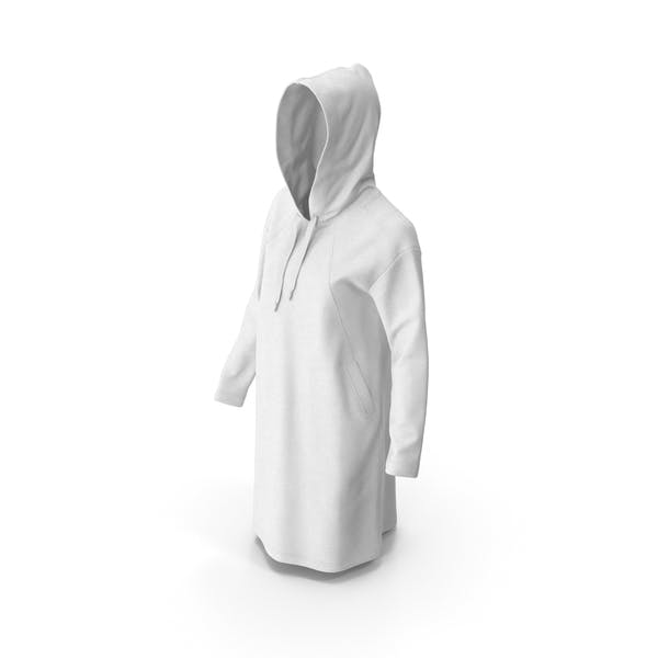 Women's Hoody White