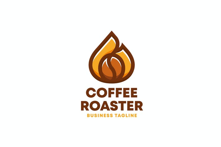 Thumbnail for Coffee Roaster Logo