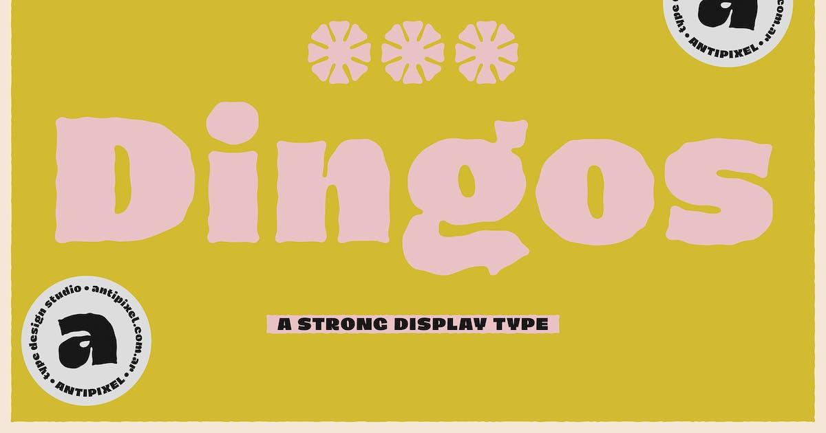 Download Dingos by antipixel