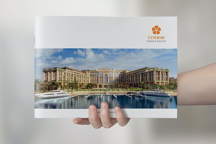 Thumbnail for Brochure Hôtel/Corporate