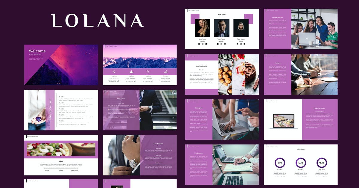 Download LOLANA. by celciusdesigns