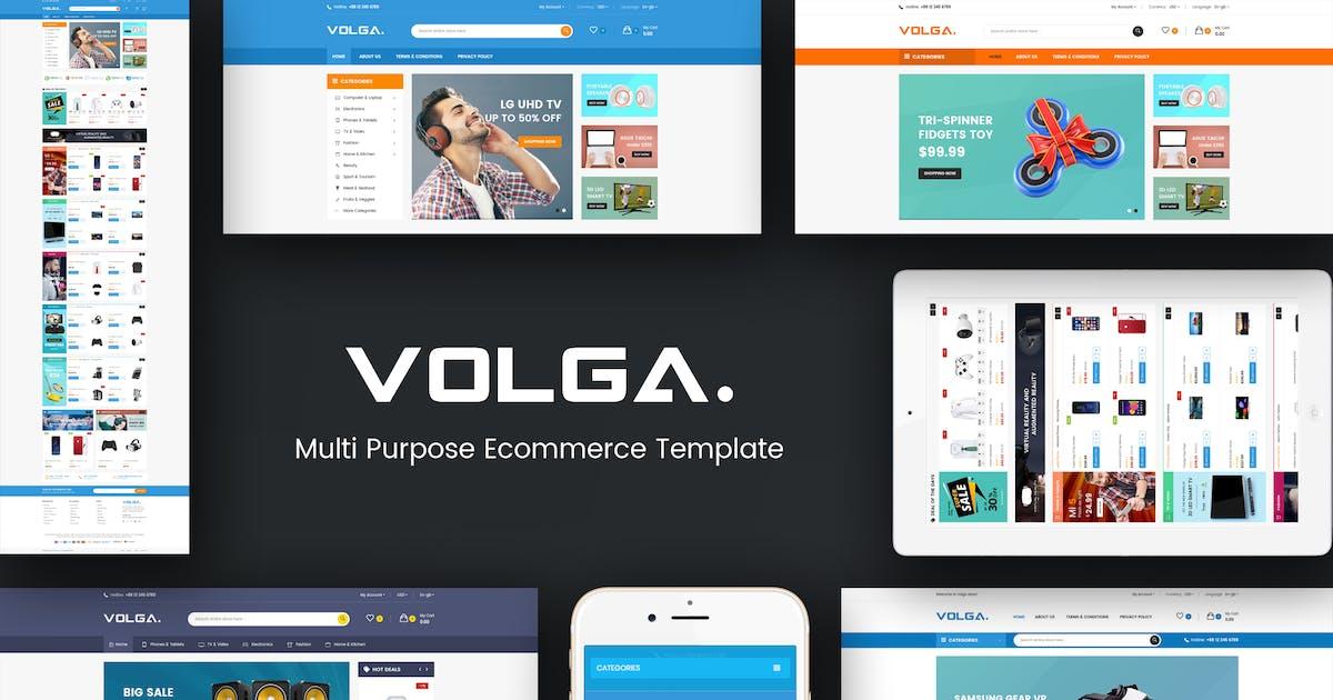 Download Volga - MegaShop Responsive Prestashop 1.7 Theme by Plaza-Themes