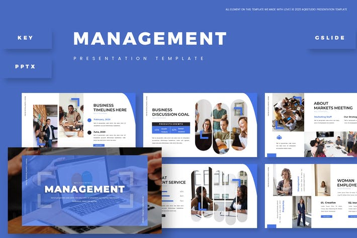 Management - Presentation Template
