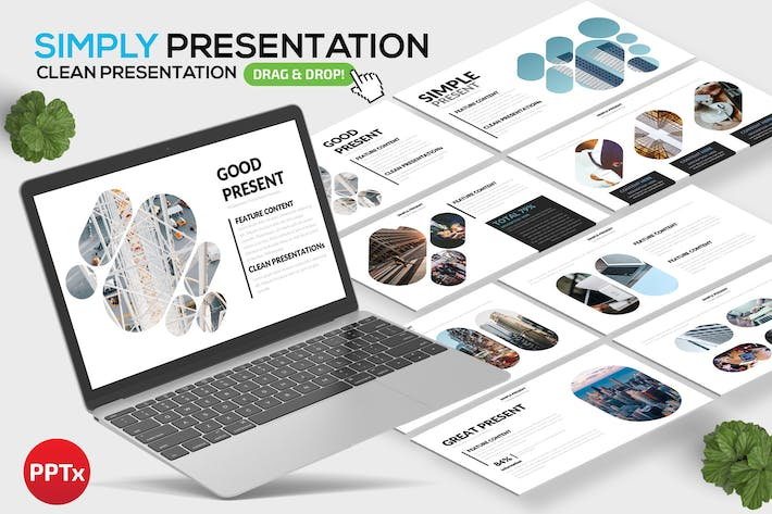 Thumbnail for Simply Powerpoint Presentation