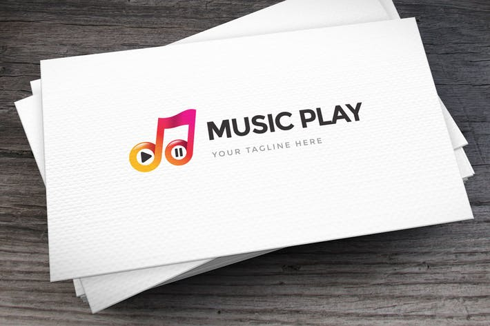 Musicology Logo Template