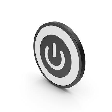 Icon Power Button