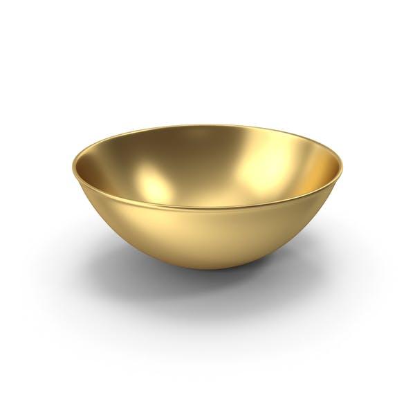 Thumbnail for Große goldene Schale
