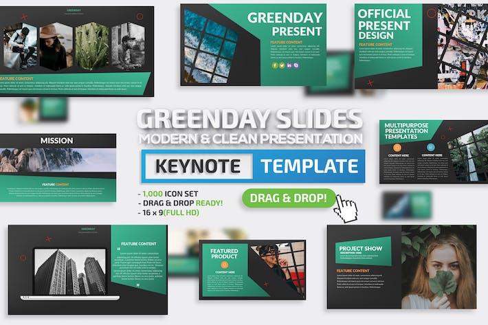 Презентация по Keynote в Гриндень