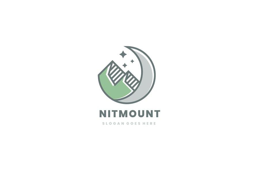 Night Mountains Logo