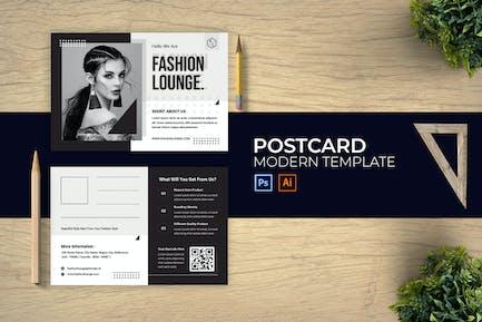 Fashion Lounge Post Card