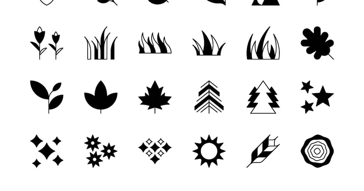 Download 24 Nature and Outdoors icons by polshindanil