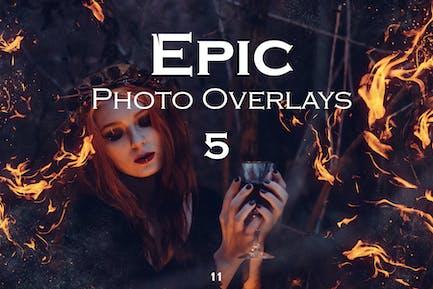 Epic Photo Overlays 5