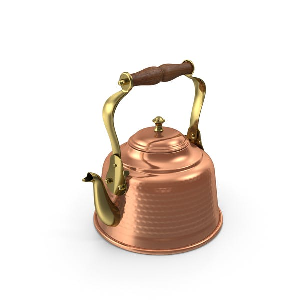 Thumbnail for Copper Tea Kettle