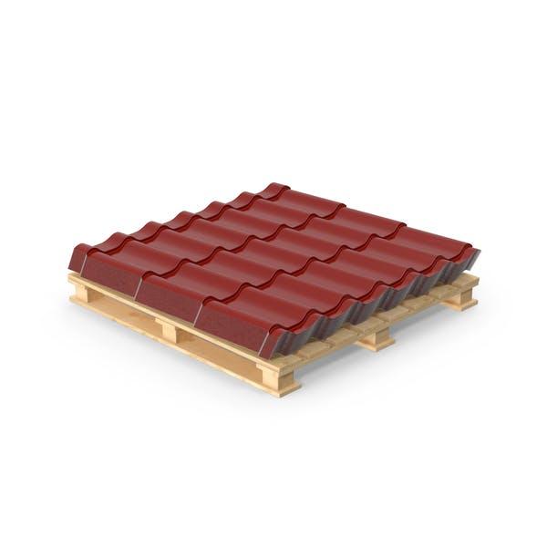 Metal Roofing Pallet