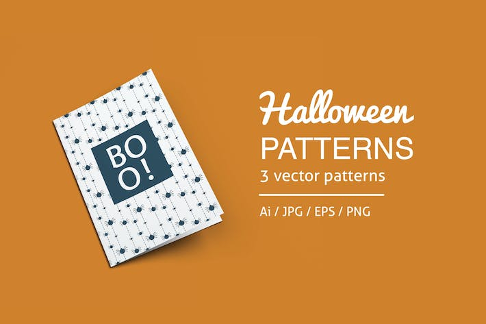 Thumbnail for Halloween Patterns
