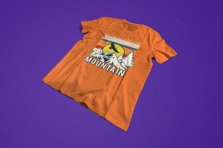 Thumbnail for T-Shirt Mockup 12