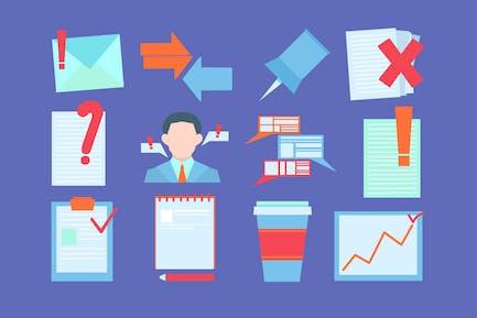 Business Activities Clipart