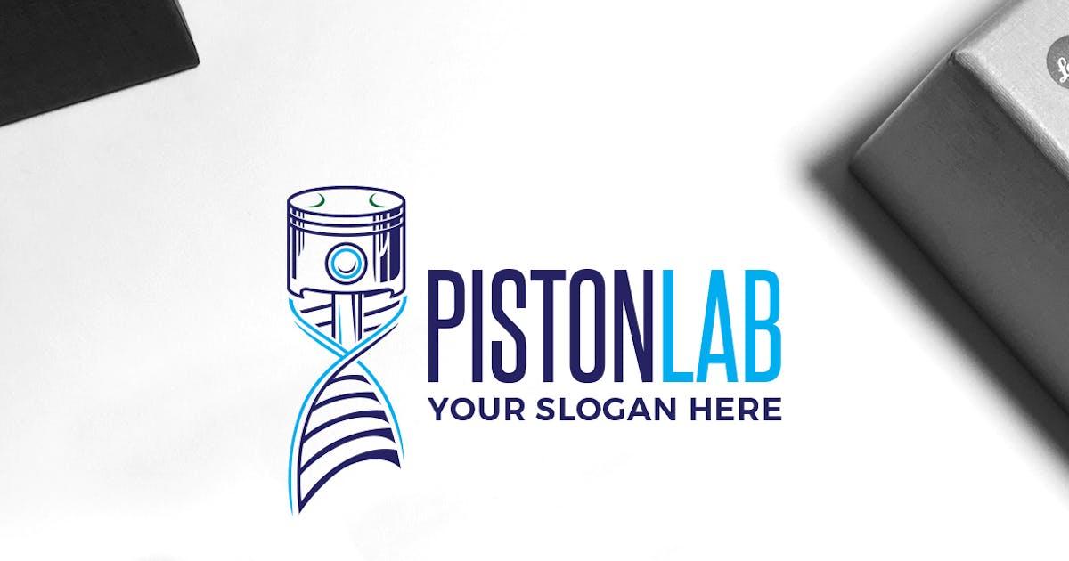 Download Piston Lab Logo by VisualColony