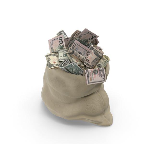 Thumbnail for Open Money Bag