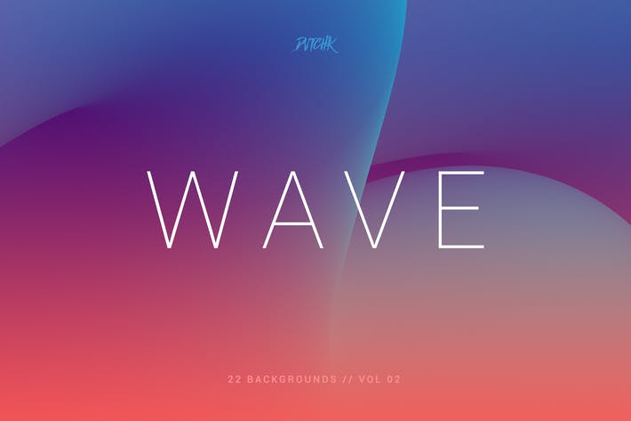 Thumbnail for Wave | Smooth Backgrounds | Vol. 02