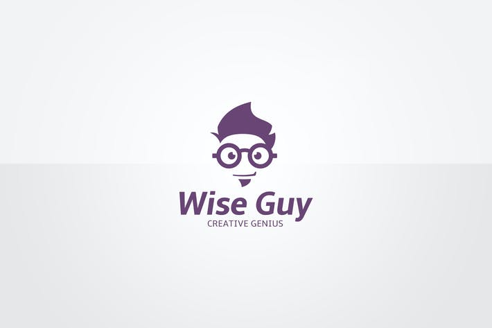 Cover Image For Geek Logo Template