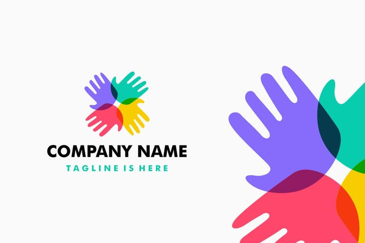 Thumbnail for Hand Diversity Team Community Logo